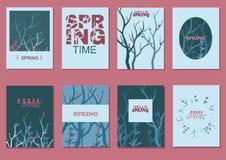 Cześć wiosna Obraz Stock
