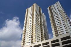 cześć wzrost nowoczesne mieszkania Obraz Stock
