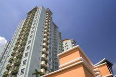 cześć wzrost nowoczesne mieszkania Obraz Royalty Free