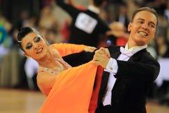 Czech ballrooming championship 2012 Stock Photography