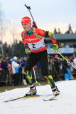 Czech biathlon Stock Photography
