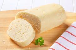 Czech bread dumplings Royalty Free Stock Photography