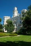 Czech castle Stock Images