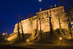 Czech castle Stock Photo