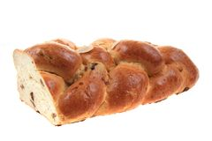 czech christmas bread Royalty Free Stock Images