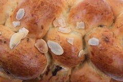 czech christmas bread Stock Image