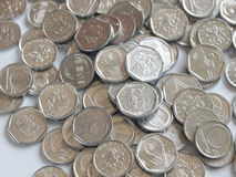 Czech coins Stock Photography