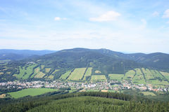 Czech country Stock Images