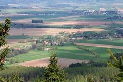 Czech countryside stock photos