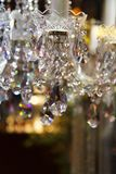 Czech crystal glass Royalty Free Stock Photography