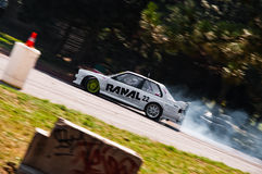 Czech Drift Series - Hradec Kralove Royalty Free Stock Images