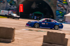 Czech Drift Series - Hradec Kralove royalty free stock image
