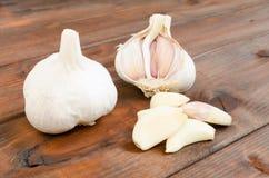 Czech garlic Stock Photos