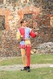 Czech juggler Martin Vlcek Stock Image