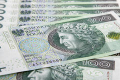 Czech korunas CZK, banknotes Royalty Free Stock Photos
