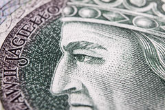 Czech korunas CZK, banknotes Royalty Free Stock Image
