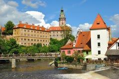 Czech Krumlov Stock Image
