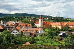 Czech Krumlov Stock Photos