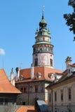 Czech Krumlov Zdjęcie Royalty Free