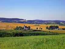 Czech Landscape Royalty Free Stock Photo