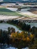 Czech landscape. In autumn season Royalty Free Stock Photography
