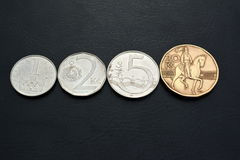 Czech money Royalty Free Stock Photography