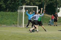 Czech national handball Stock Images