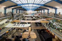 Czech national technical museum Stock Photo