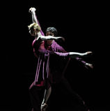 The Czech National Theater ballet troupe Stock Photos