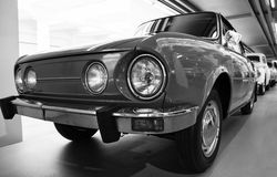 Czech old car Stock Photo