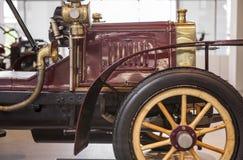 Czech old car Royalty Free Stock Photos
