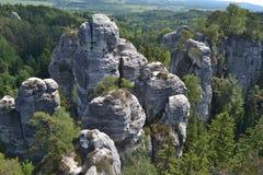 Czech Paradise Royalty Free Stock Photos