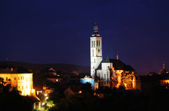 Czech rep. Kutna Hora-UNESCO Royalty Free Stock Photography