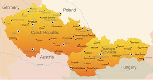 Free Czech Republic And Slovakia Stock Photo - 6184570
