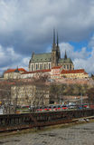 Czech republic, Brno Royalty Free Stock Photography