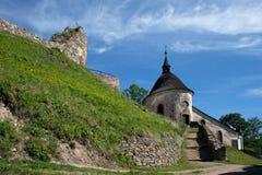 Free Czech Republic - Chapel On Stronghold Potstejn Stock Image - 30170191