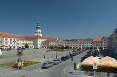 Czech Republic, Kromeriz Stock Image