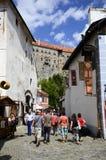 Czech Republic, Krumlov Royalty Free Stock Image