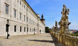 Czech Republic, Kutna Hora, UNESCO Royalty Free Stock Photography