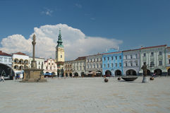 Czech Republic, Novy Jicin Stock Images