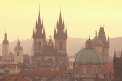 Czech republic, prague Royalty Free Stock Photography