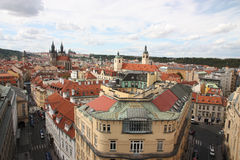 Czech republic. Prague. Stock Photography