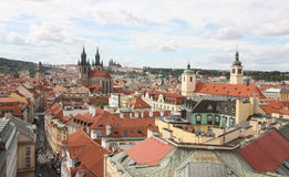 Czech republic. Prague. Royalty Free Stock Photos