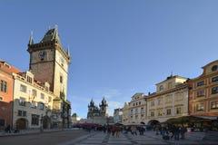 Czech Republic_Prague Zdjęcie Stock