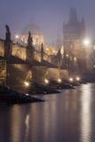 Czech Republic, Prague, Charles Bridge Royalty Free Stock Image