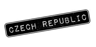Czech Republic stamp Stock Image