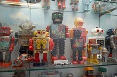 Czech Republic. Toy Museum in Prague. June 13, 2016. Czech Republic. Prague. Toy Museum in Prague. June 13, 2016 stock photos
