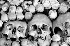 Czech Republic - UNESCO City Kutna. Hora - Church Sedlec - Ossuary royalty free stock images