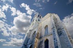 Czech Republic - UNESCO City Kutna Hora - Church St Jakuba (James, Jacob) Royalty Free Stock Image