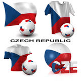 Czech Soccer Royalty Free Stock Photos